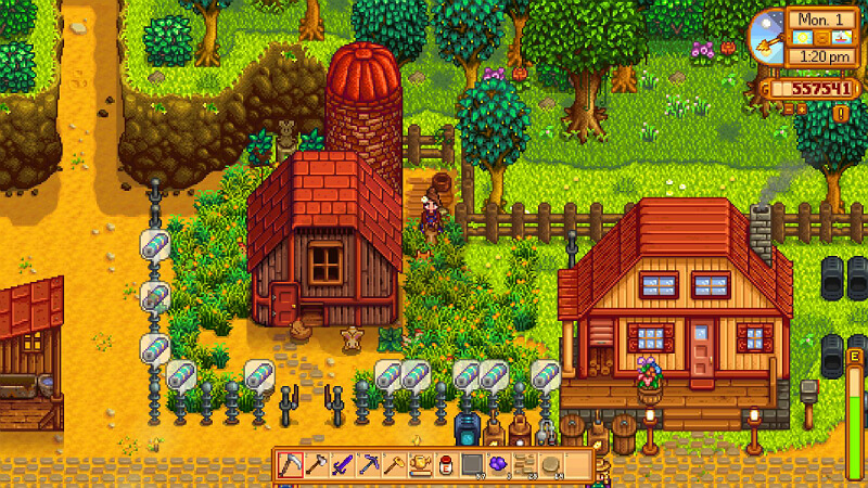 Stardew Valley How To Use Silo