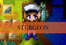 Sturgeon Stardew Valley