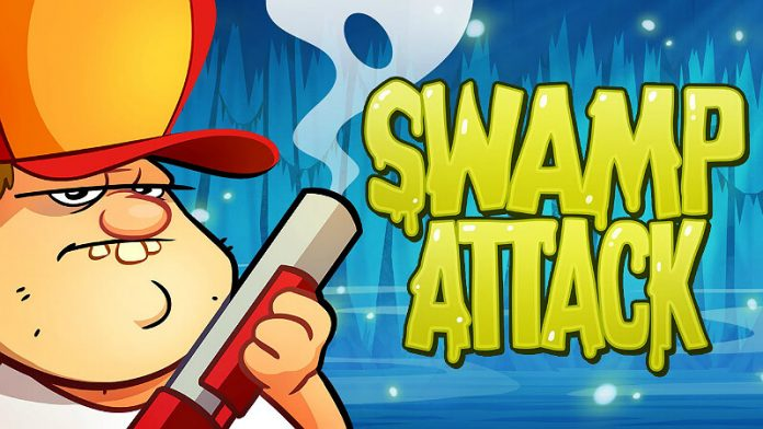 Swamp Attack Android
