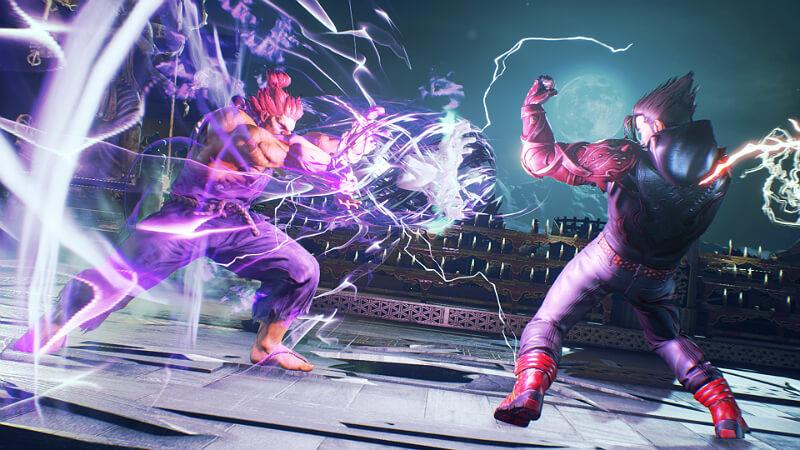 Tekken 7 Fight
