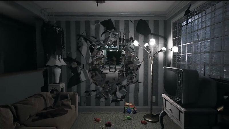 Visage Room