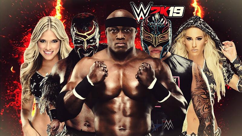 WWE 2K19 Game