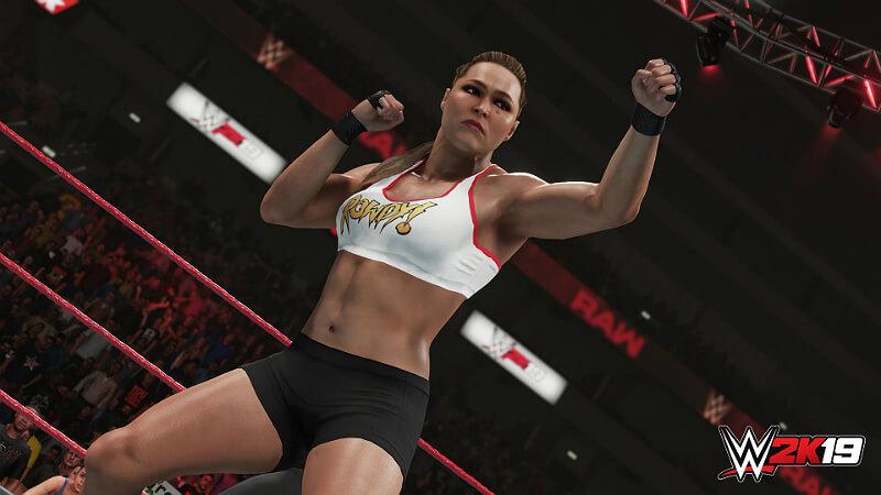 WWE 2K19 GamesCrack
