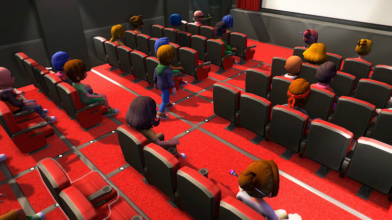 Youtubers Life Cinema