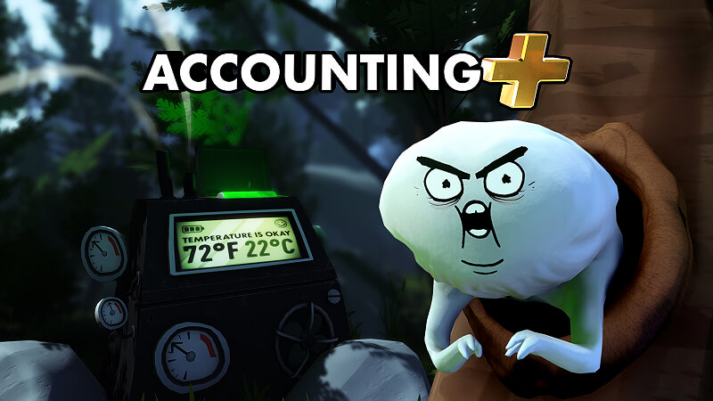 Accounting+ PC Games