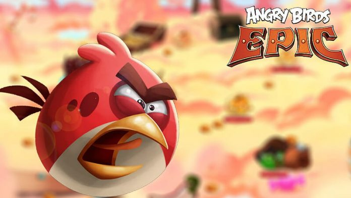 Angry Birds Epic RPG Android