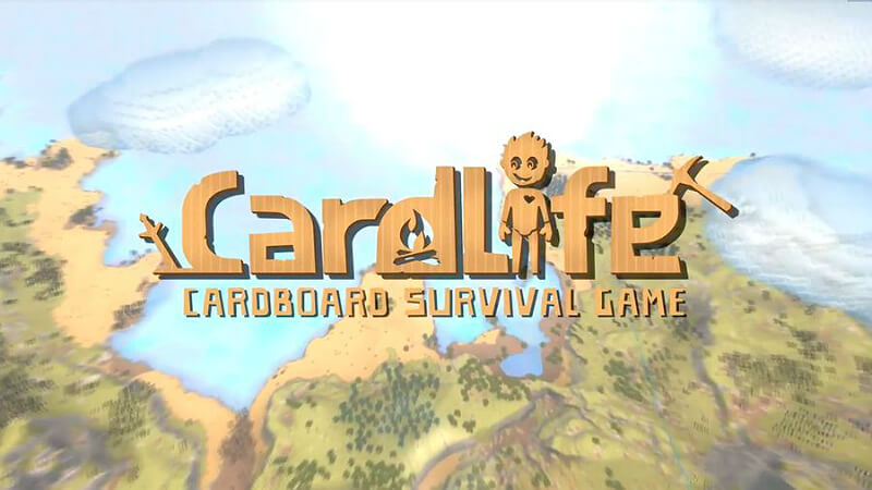 CardLife: Cardboard Survival Game