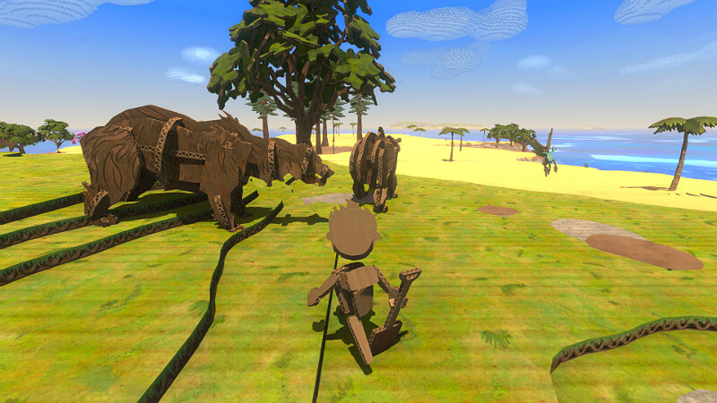 CardLife: Cardboard Survival Gameplay