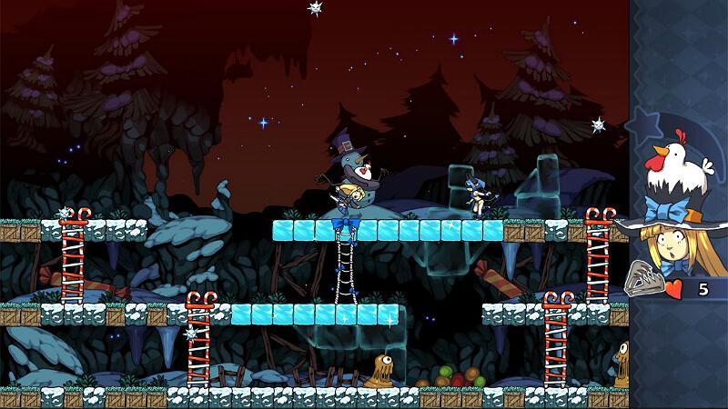 Citrouille Gameplay