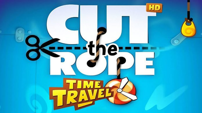 Cut the Rope: Time Travel Android