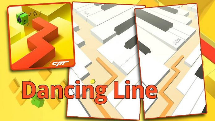 Dancing Line Android