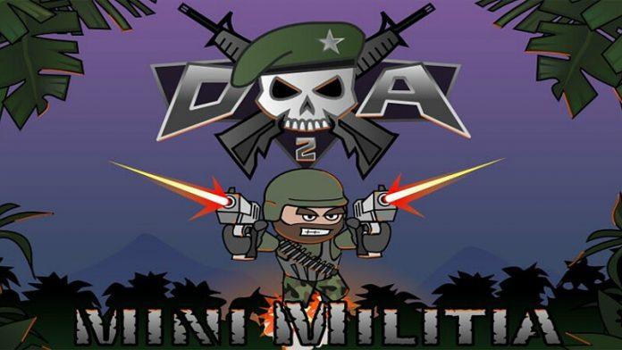 Doodle Army 2: Mini Militia Android
