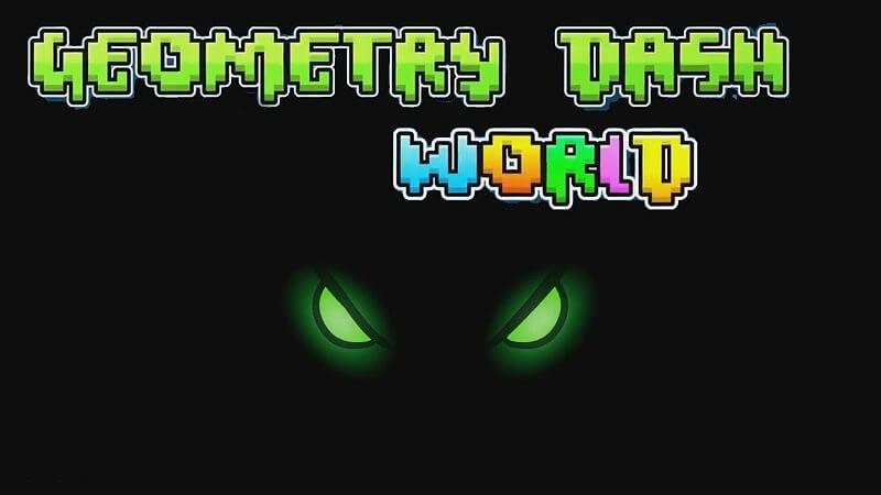 descargar geometry dash world 2.1 apk