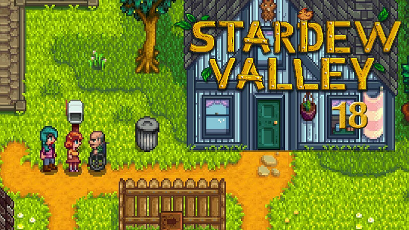 George - Stardew Valley: Detailed Guide and Tips