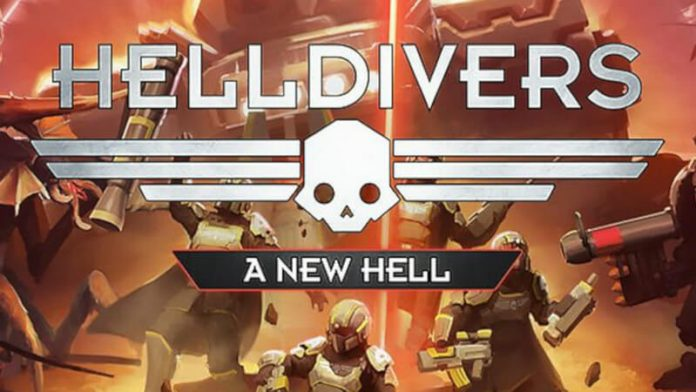 Helldivers: A New Hell Edition Game