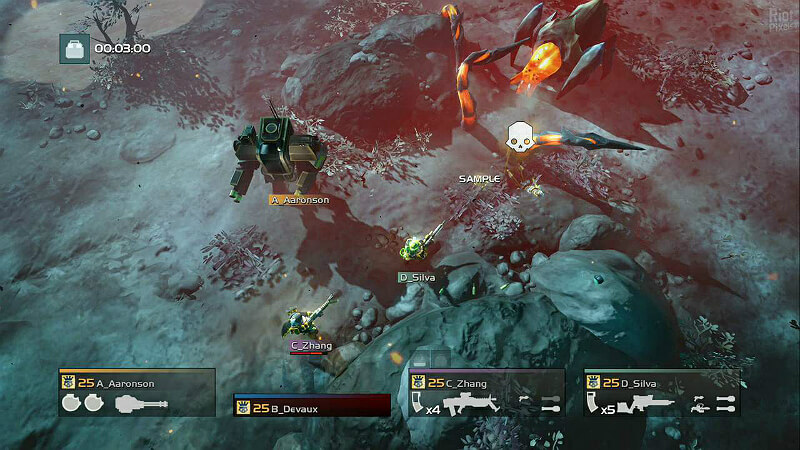 Helldivers: A New Hell Edition GamePlay