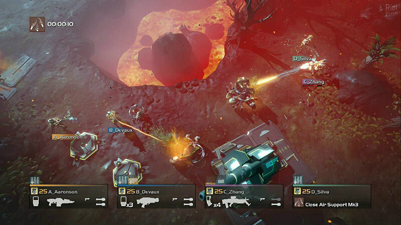 Helldivers: A New Hell Edition PC Games