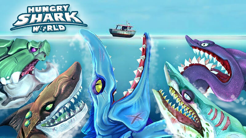 download hungry shark world mod apk 2018