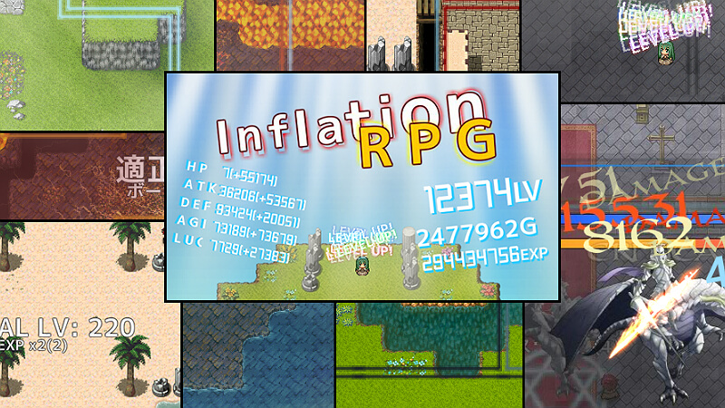 Inflation RPG Android and iOS