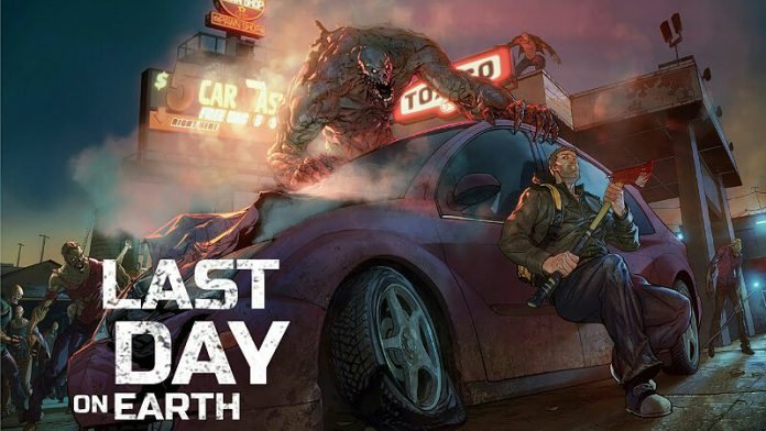 Last Day on Earth: Survival Android