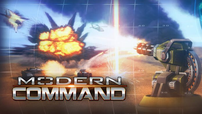 Modern Command Android