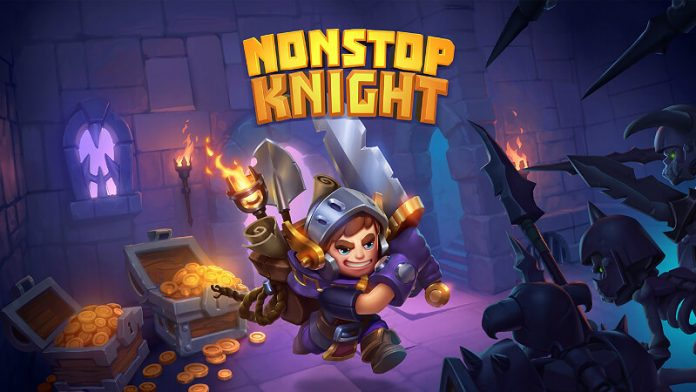 Nonstop Knight - Idle RPG Android