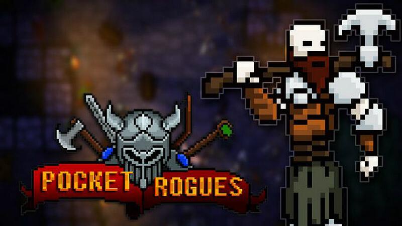 Pocket Rogues Game