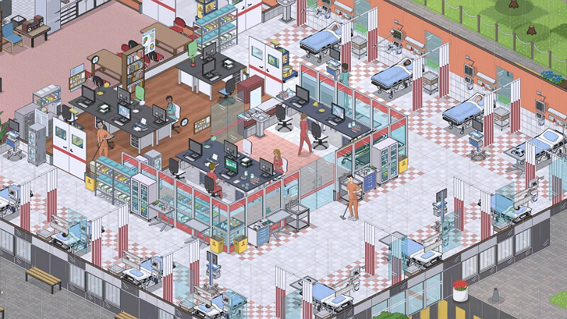 Project Hospital Gameplay