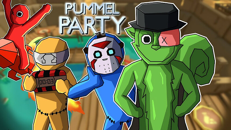 Pummel Party Game