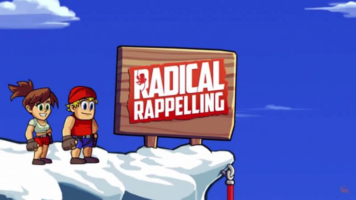 Radical Rappelling Android