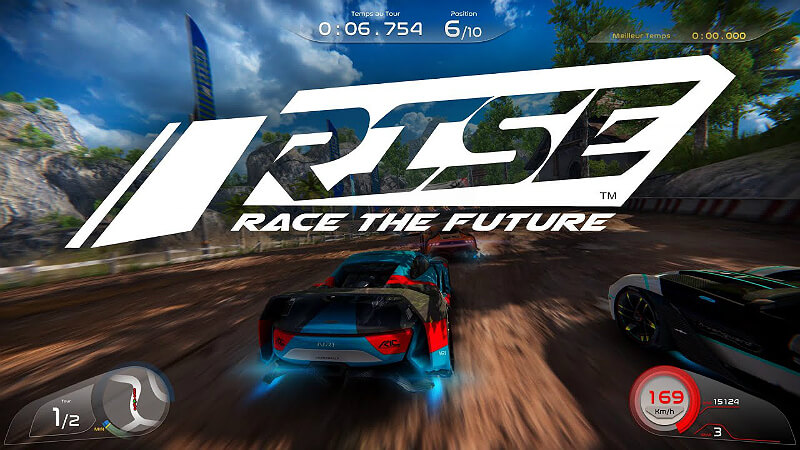 Rise: Race The Future Game