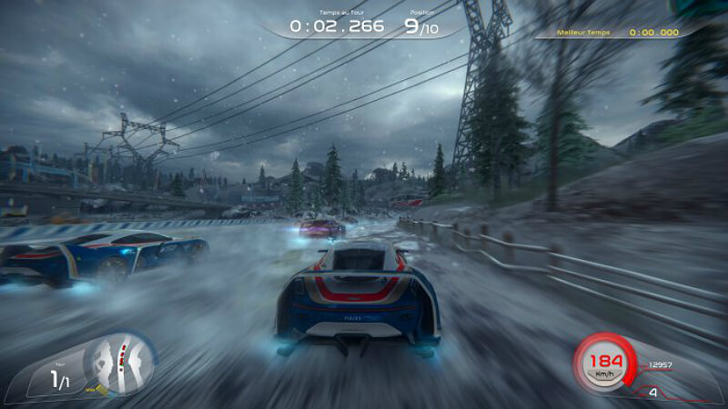 Rise: Race The Future Gameplay