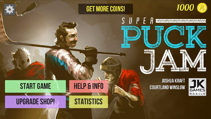 Super Puck Jam Android