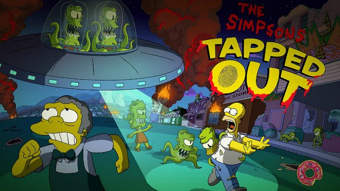 The Simpsons: Tapped Out Android
