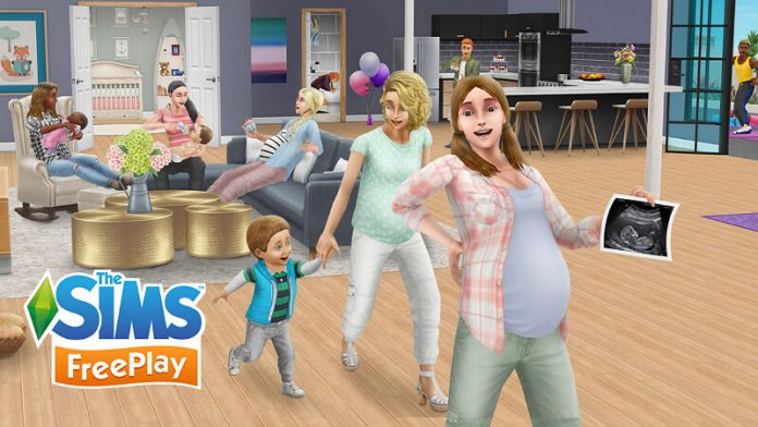 The Sims FreePlay Android