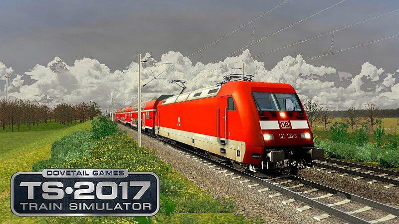 Train Simulator 2017 Game