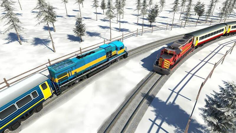 Train Simulator 2017 Gameplay