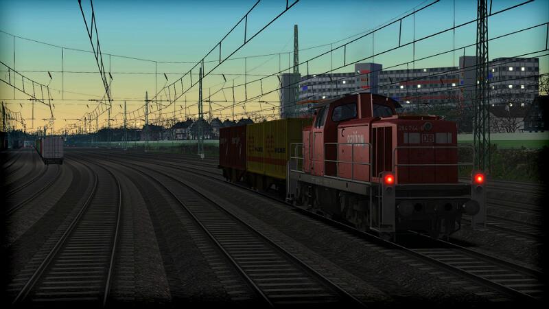 Train Simulator 2017 PC Games