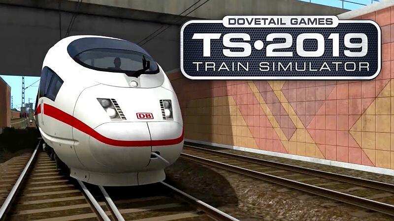 Train Simulator 2019 Game