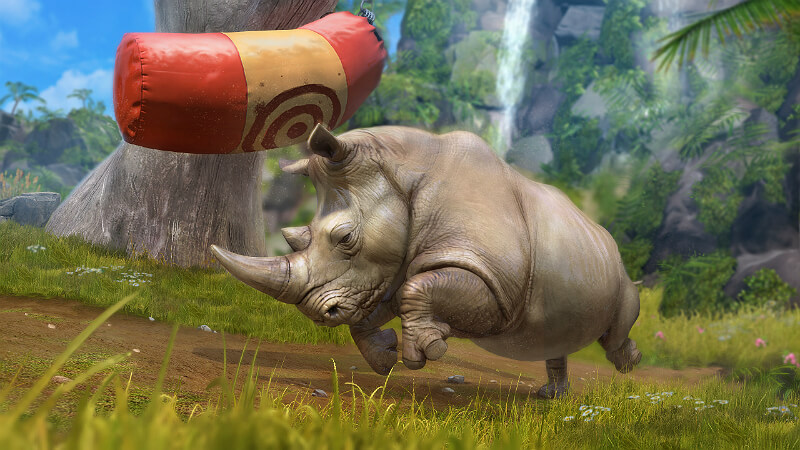 Zoo Tycoon: Ultimate Animal Collection Gameplay