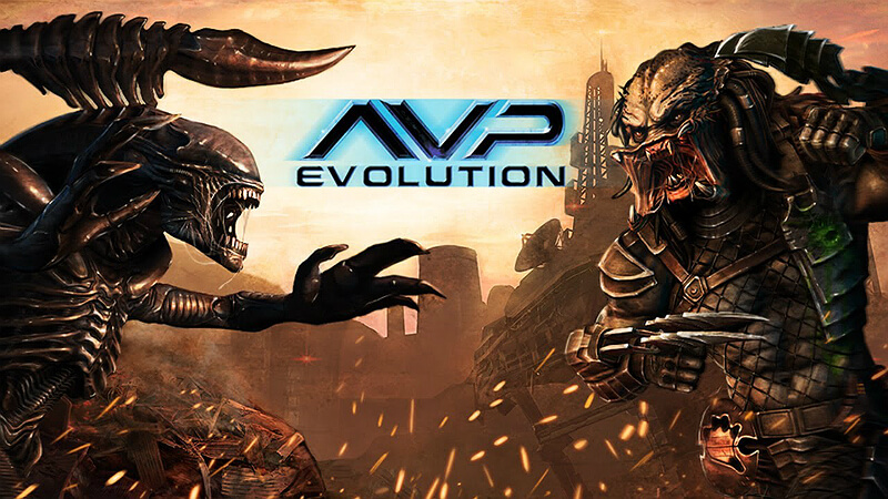 AVP: Evolution Android