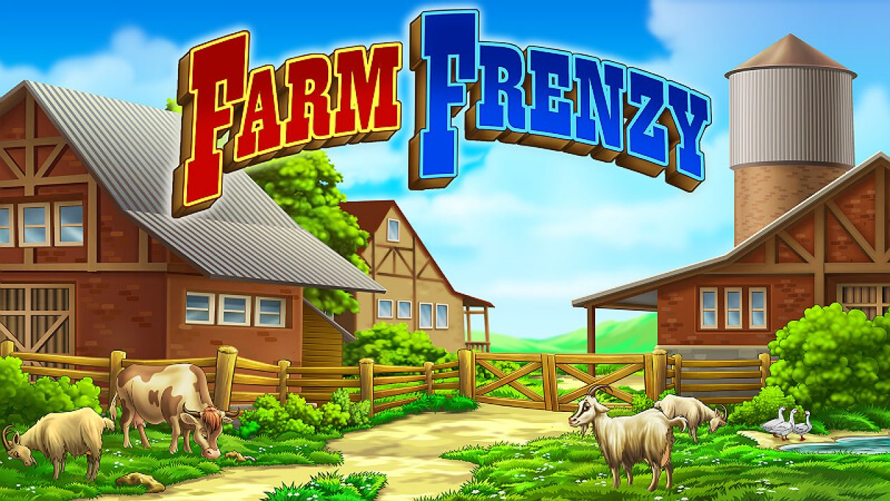 Farm Frenzy 2 Mod Apk Unlimited Money