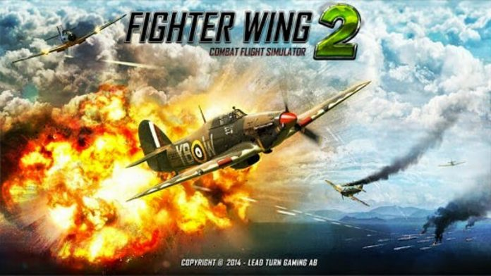 FighterWing 2 Flight Simulator Android