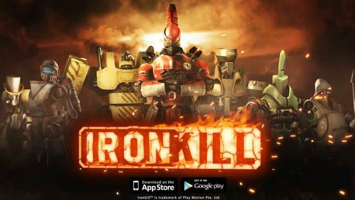 Iron Kill: Robot Games Android