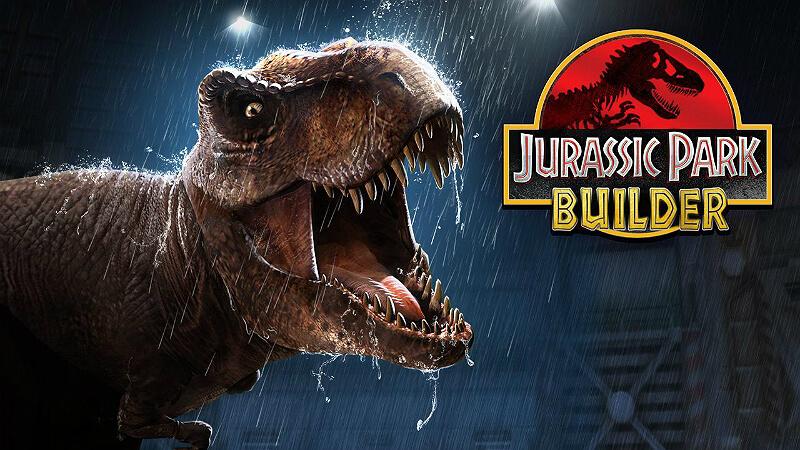 Jurassic Park Builder Android