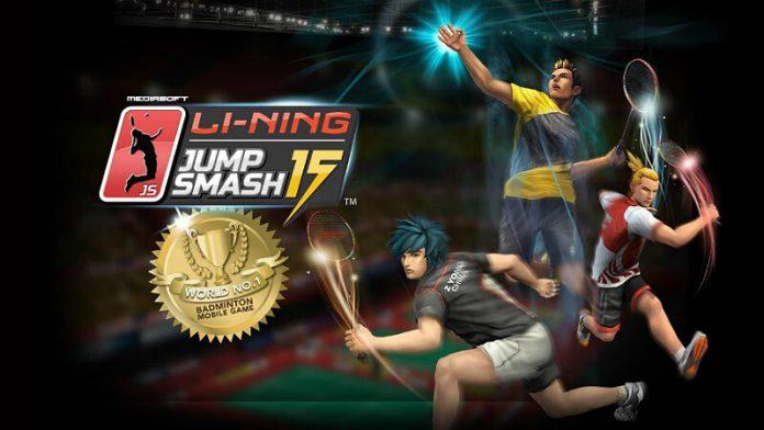LiNing Jump Smash 15 Badminton Android