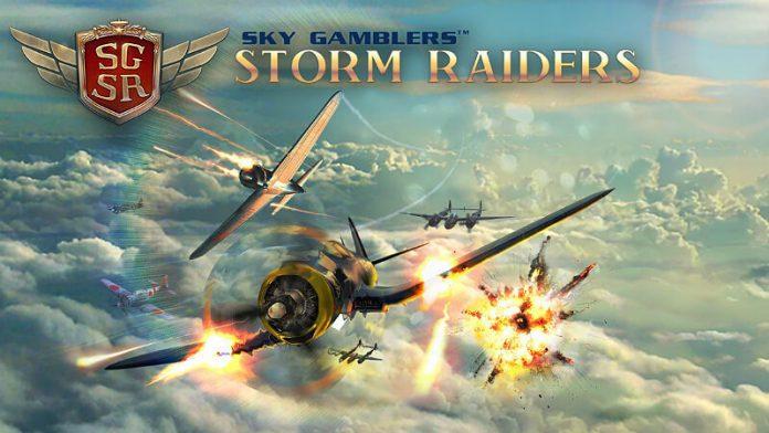 Sky Gamblers: Storm Raiders Android