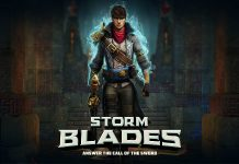 Stormblades Android