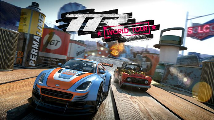 Table Top Racing Free Android