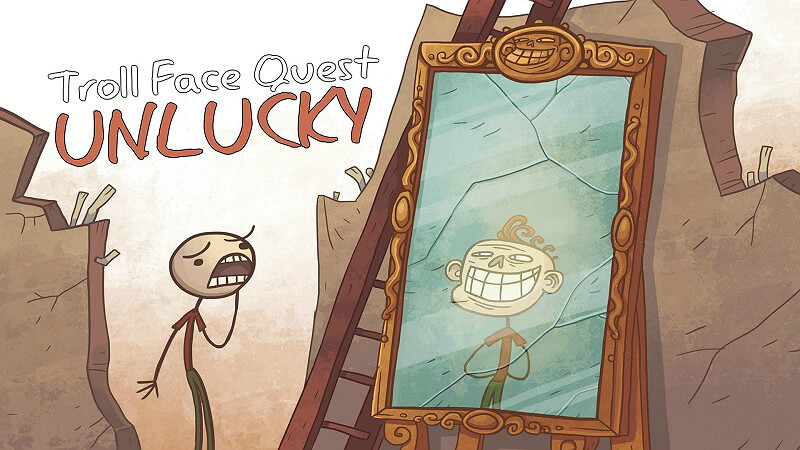 Troll Face Quest Unlucky Android